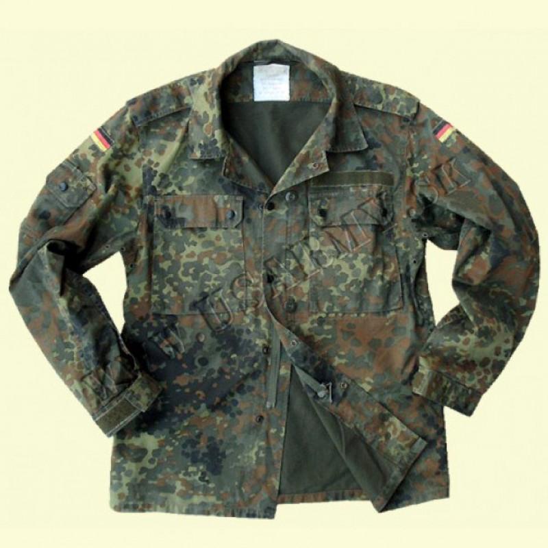 37991196d376 BLÚZA BW ARMY ORIG. BW FLECK 5 FARIEB POUŽ.
