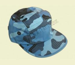 ČIAPKA BASEBALL 5-PANEL - modrá maskovacia