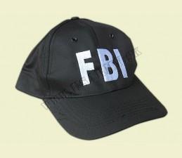 ČIAPKA BASEBALL ′FBI′ ČIERNA