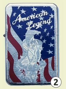 ZAPAĽOVAČ BENZÍNOVÝ AMERICAN LEGEND (2)