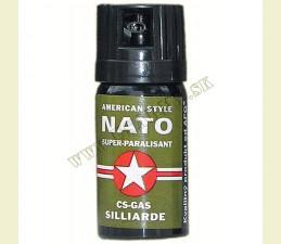 SPREJ OBRANNÝ CS 40 ML - NATO SILLIARDE