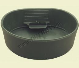WILDO® POHÁR ŠVÉDSKY ORIG. FOLD-A-CUP® SKLADATEĽNÝ 600 ML BPA FREE - Oliv zelená