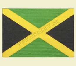 SAMOLEPKA TEXTILNÁ VEĽKÁ 10 x15 CM - Jamaika