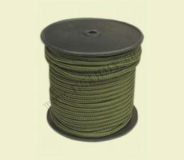 ŠPAGÁT COMMANDO Ø 7 mm NA VALCI/ 50 M DĹŽKA - Oliv zelená