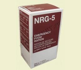 NRG-5 BALÍČEK NÁHRADNEJ STRAVY (NÚDZOVÝ POTRAVINOVÝ BALÍČEK) 500 GR.