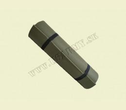KARIMATKA US ISO 190 x 60 x 1 CM S POPRUHMI - Oliv zelená
