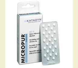 KATADYN TABLETKY MICROPUR CLASSIC (MC 1T) ...