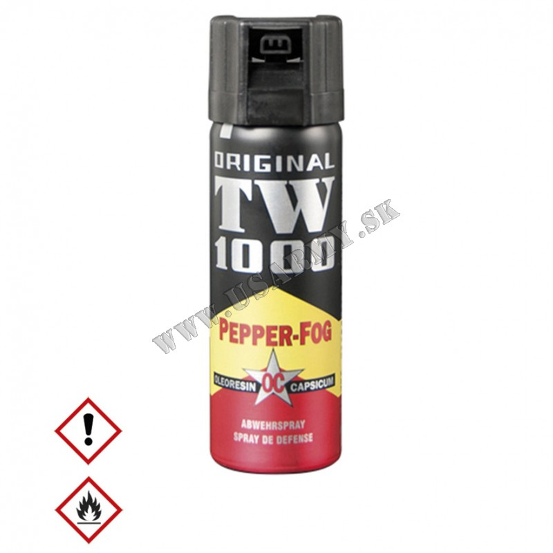 SPREJ OBRANNÝ TW1000 OC 63ML - HMLA (Made in Germany)