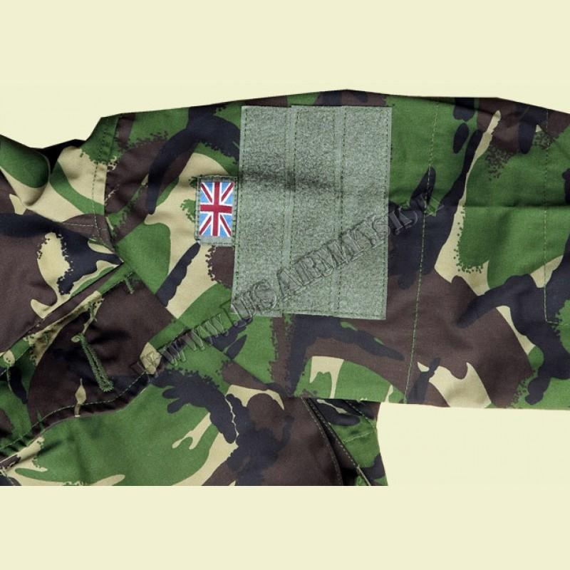 027975c56b05 KABÁT BRIT. NATO ORIG. WINDPROOF DPM WOODLAND