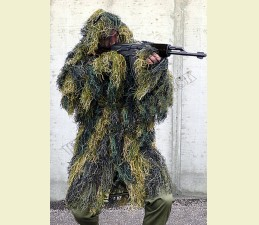 KABÁT PÁRKA GHILLIE ANTI FIRE WOODLAND