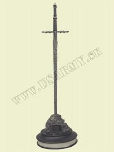 MEČ KRÁTKY ′LORD OF SWORD′ 30,0 CM S DEKOR...