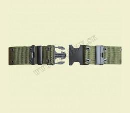 OPASOK LC2 2-DIERKOVÝ S VEĽKOU PLASTOVOU ZASÚVACOU PRACKOU - OLIV ZELENÁ