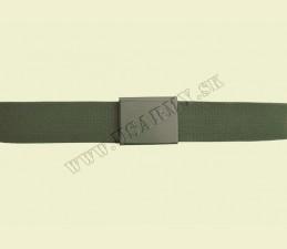 OPASOK BW ARMY ORIG. 5 CM TL S KOVOVOU PRACKOU - Oliv zelená