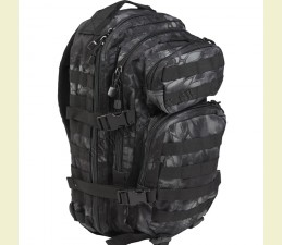 RUKSAK ASSAULT SM. 25 LTR - MANDRA NIGHT