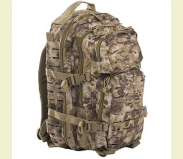 RUKSAK ASSAULT  ′LASER CUT′ SMALL 25 LTR SNAKE CAMO