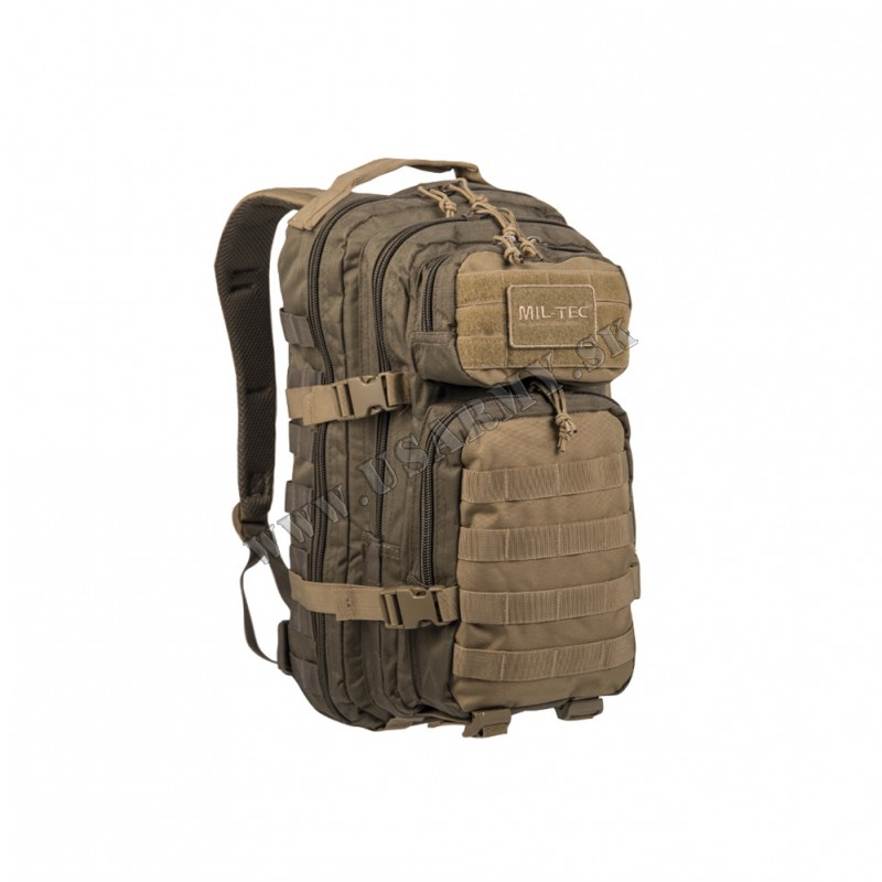 RUKSAK ASSAULT US RANGER SMALL 25 LTR - RANGER ZELENÁ/COYOTE