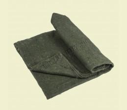 DEKA UNTERKUNFT 200 x 150 CM 100% POLYESTER - Oliv zelená