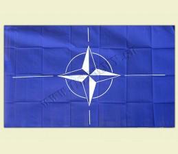 VLAJKA NATO - 150 x 90 cm