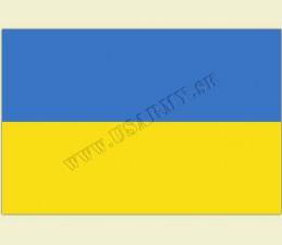 VLAJKA UKRAJINA - 150 x 90 cm