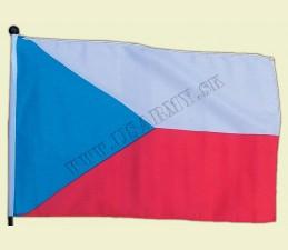 VLAJKA MALÁ ČESKÁ REPUBLIKA - 45 x 30 cm